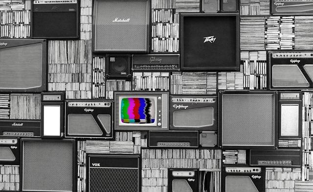Televiziunea, videoclipurile si DVD-urile